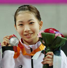 バドミントン・松友美佐紀選手が美人でかっこいい!高画質な画像まとめ