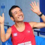 猫ひろしのツイッターが人気!カンボジア代表のマラソンランナー