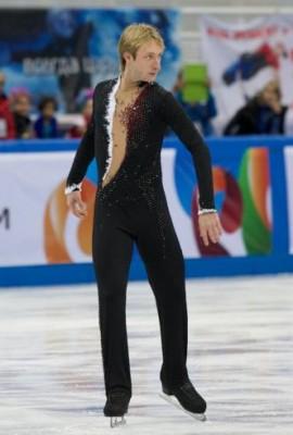 エフゲニー・プルシェンコ