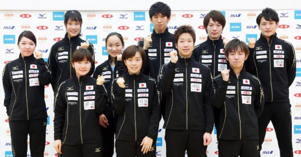 世界卓球 2016